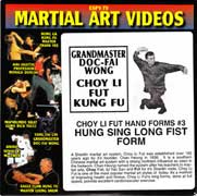 Doc Fai Wong performing Choy Lai Fut Five Animals form