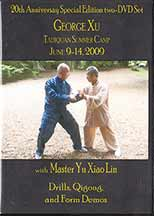Wang Tong on Bagua