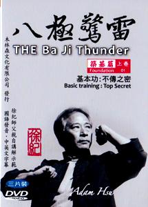 Baji Quan Kung Fu