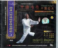 Bagua with Sun Zhi Jun Linked Palms